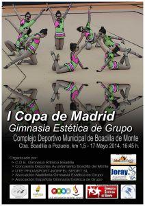 I Copa Madrid GEG (Infantil)