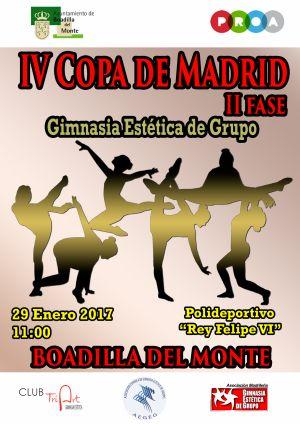 Cartel II COPA DE MADRID 2017-Boadilla