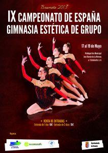 IX Campeonato de España GEG